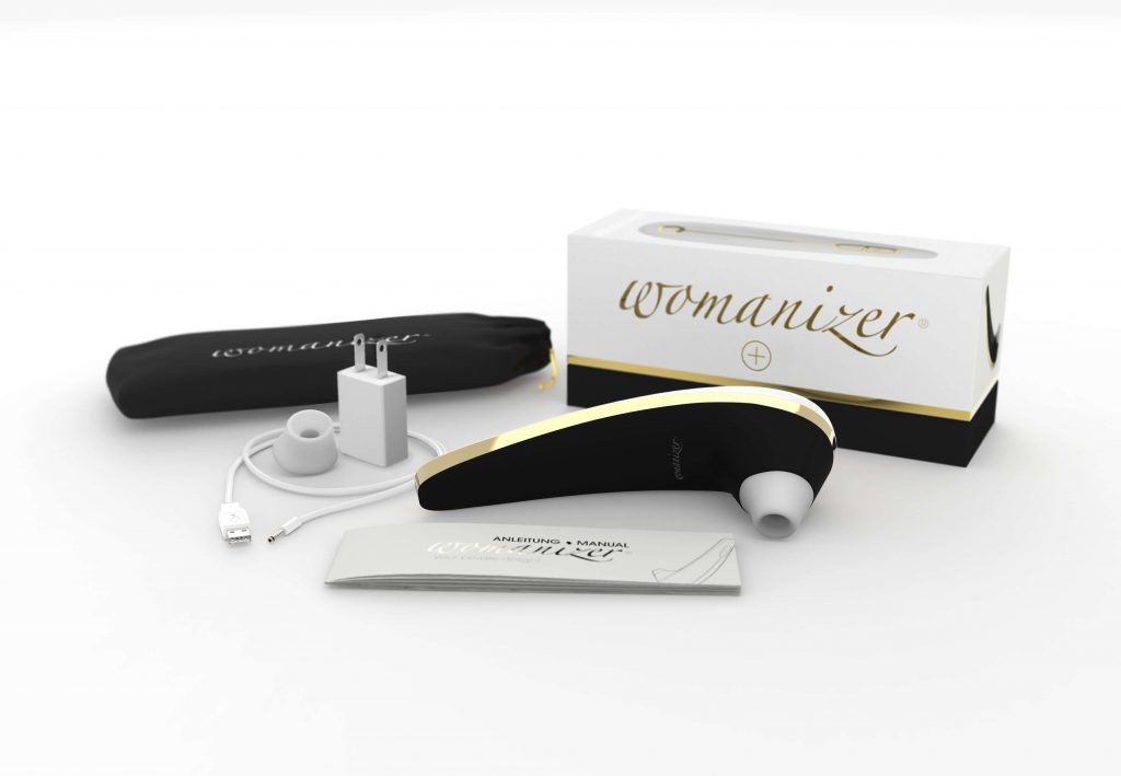 Womanizer Plus Packaging