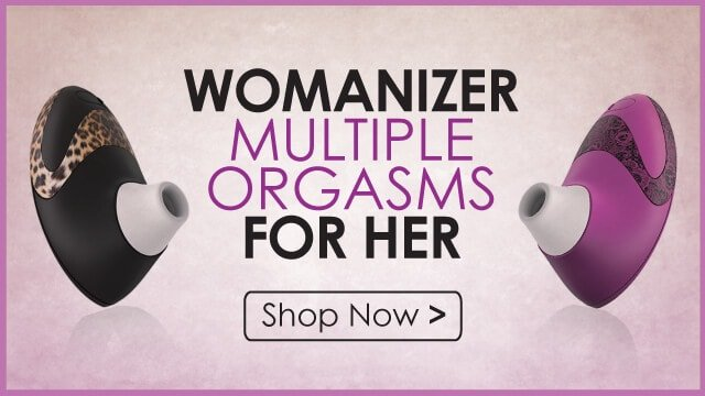 Womanizer - Multiple Orgasms for Her