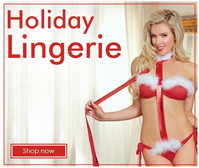Sexy Holiday Lingerie