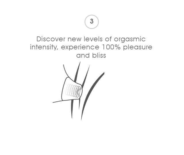 3. Discover new levels of pleasure