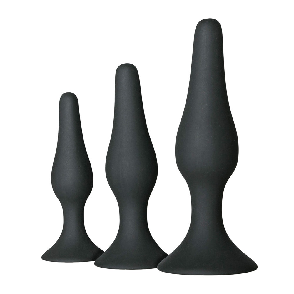 Beginners Butt Plug Set