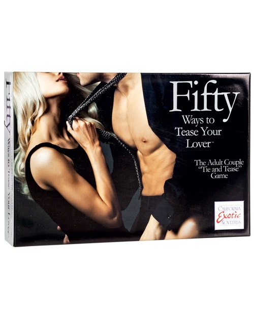 50 Ways to Tease Your Lover Card Game