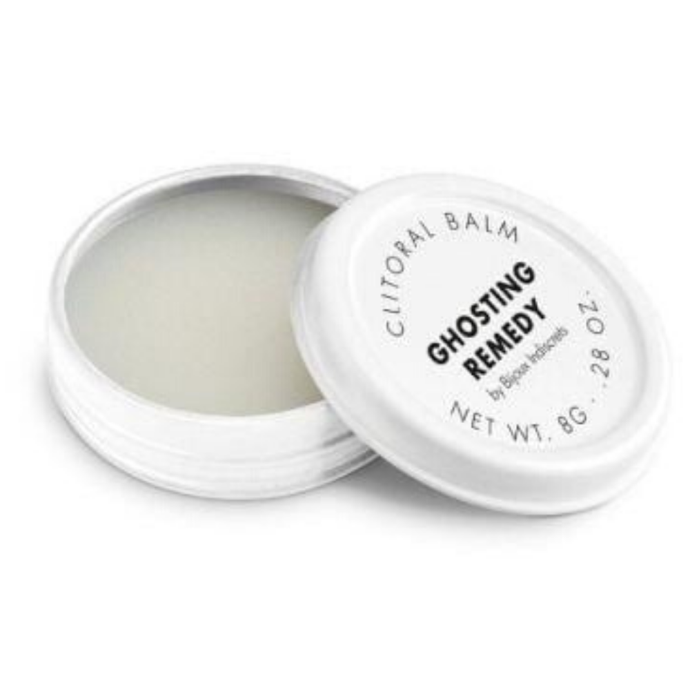 Bijoux Indiscrets Clitherapy Ghosting Remedy Jar Balm