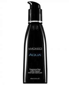 Aqua Sensual Care Water Based - 2 oz.
