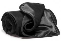 Fascinator Throw - Black