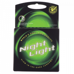 Night Light Condoms (3 Pack)
