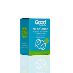 Re-Balance Cleansing Wipes (12-ct)