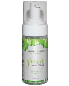 Green Tea Tree Oil Foaming 3.4 oz.