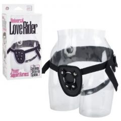 Love Rider - Universal Power - Black - Support Harness