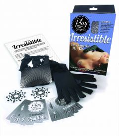 Play With Me Irresistible Lingerie Set