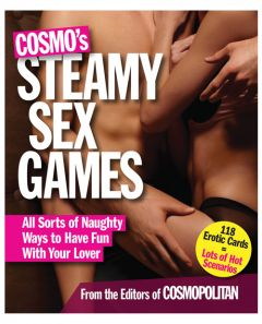 Cosmo's Steamy Sex Games New Edition