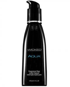 Aqua Water Based - 8.5 oz.