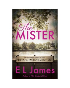 The Mister by E.L. James (Paperback)