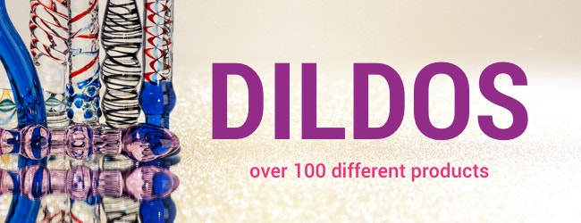 Dildos - over 100 different products