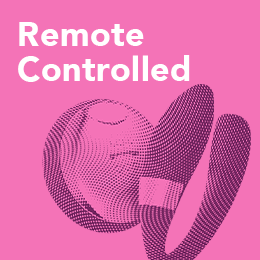 Remote-controlled toys