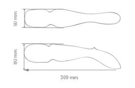 We-Vibe Wand Dimensions