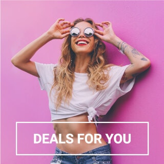 Deals for you (mobile)