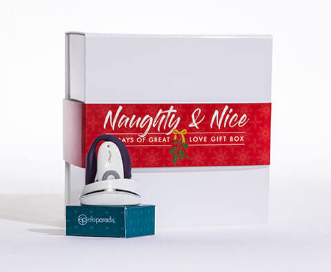 Ella Paradis Premium Naughty and Nice Box