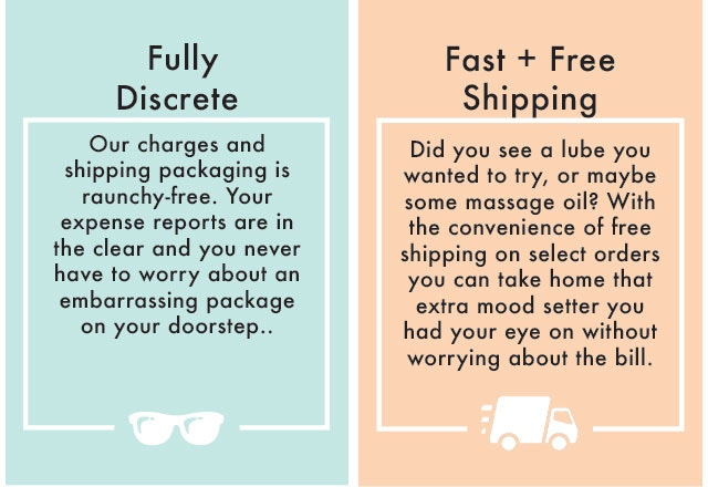 Fully Discrete | Fast and Free Shipping