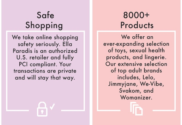 Safe Shopping | 8,000+ Products